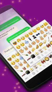 New Color Emoji for Galaxy apk screenshot