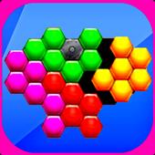 Hexagon Block Puzzle icon
