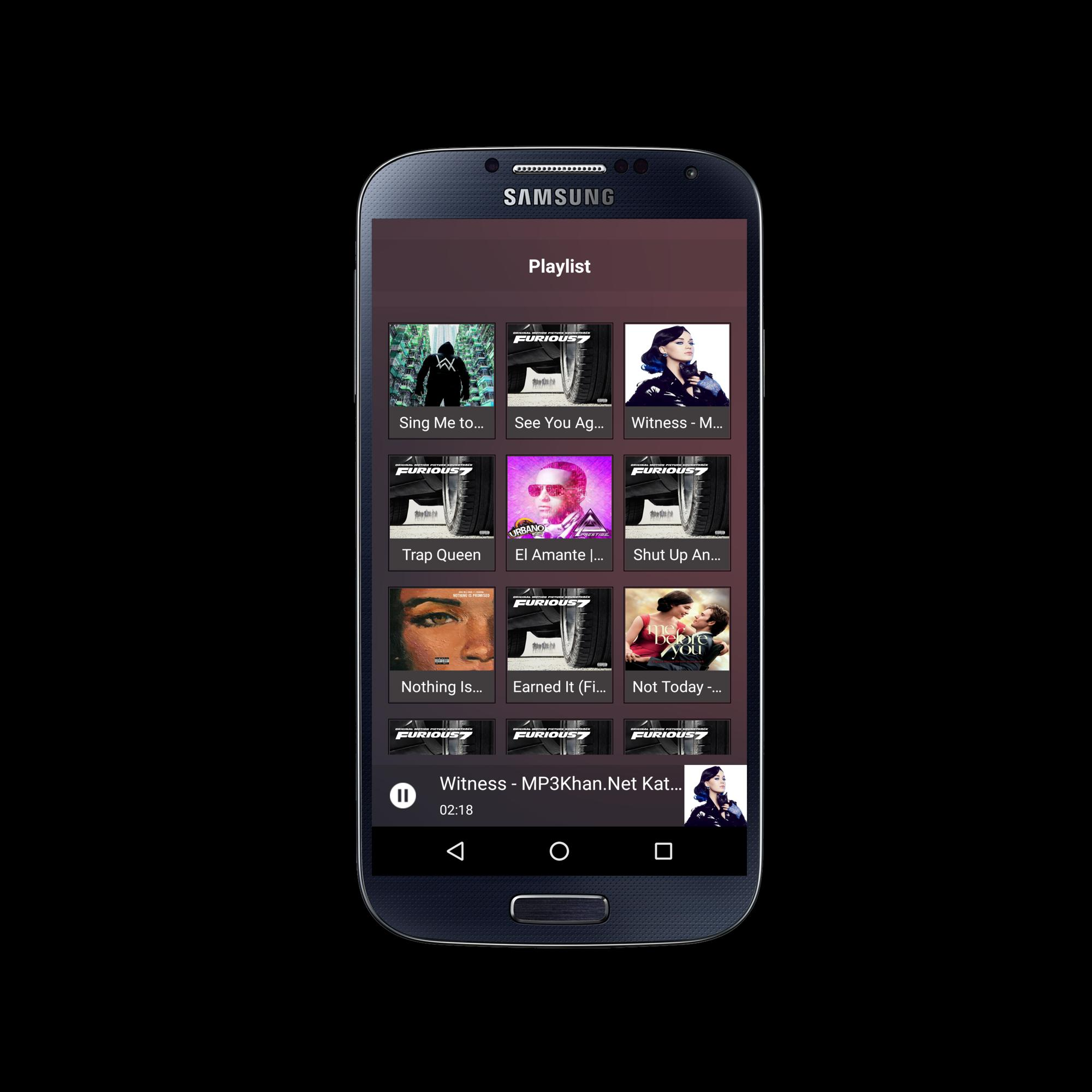 HI-Music Player for Android - APK Download