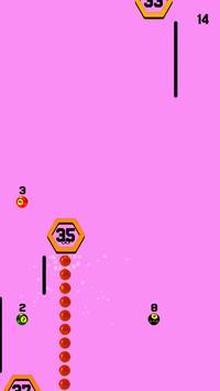Snake vs Hexa Brick screenshot 3