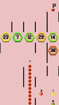 Snake vs Hexa Brick screenshot 4