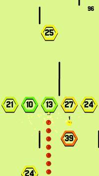 Snake vs Hexa Brick screenshot 5