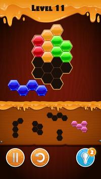 Block Hexa Puzzle - Challenge screenshot 1