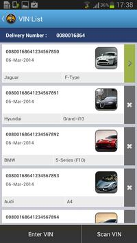 Car Arrival Inspection screenshot 1