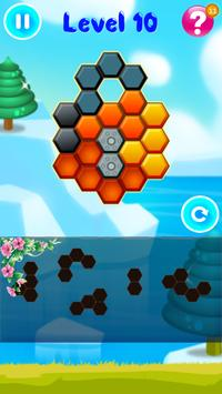 Hexa Puzzle Block Pro screenshot 3