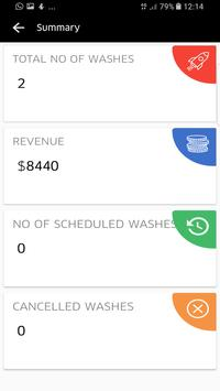 Hexa CarWash Provider apk screenshot