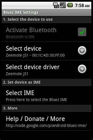 Bluez IME for Android - APK Download