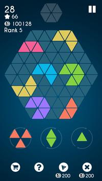 HexaGame apk screenshot