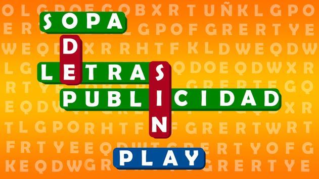 Sopa de Letras poster
