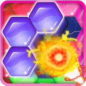 Bubble Hexa Shooter icon