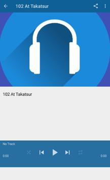 Sudais Shuraym Quran Audio screenshot 2