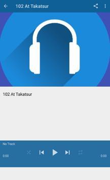 Sudais Shuraym Quran Audio screenshot 5