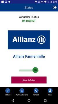 Allianz DRSA Netzwerk-App poster