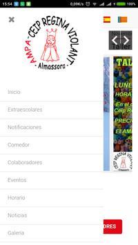 AMPA CEIP REGINA VIOLANT ALMASSORA apk screenshot