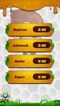 Monkey Hexa Puzzle screenshot 1