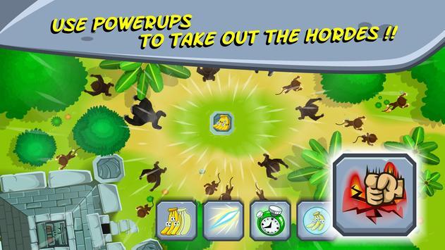Banana Defender apk screenshot
