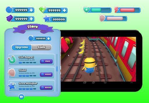 Subway banana surf screenshot 4