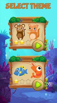 Animal Memory Game poster