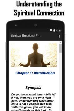 Spiritual Emotional Freedom Technique screenshot 1