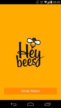 Heybees poster