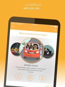 Carter - New Car Buying App apk screenshot