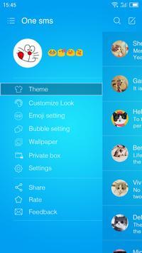 Blue Ding - One Sms screenshot 5