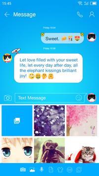 Blue Ding - One Sms screenshot 2