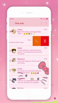 Cutey 3 - One Sms screenshot 1