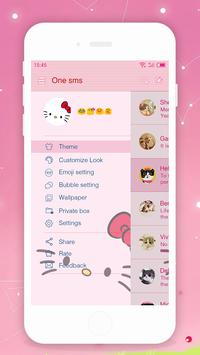 Cutey 3 - One Sms screenshot 5