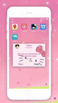 Cutey 3 - One Sms screenshot 6