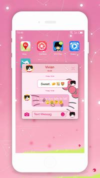 Cutey 3 - One Sms screenshot 7