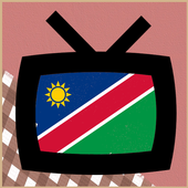 Namibia TV icon