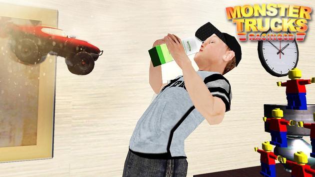Monster Trucks Game apk screenshot
