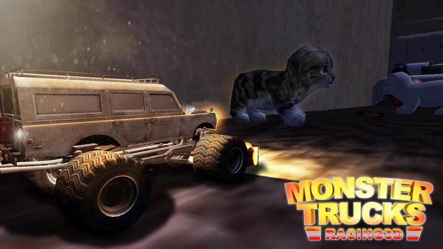 Monster Trucks Game poster