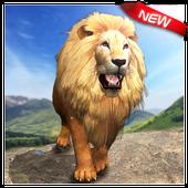 Lion Simulator : Hunting Games icon