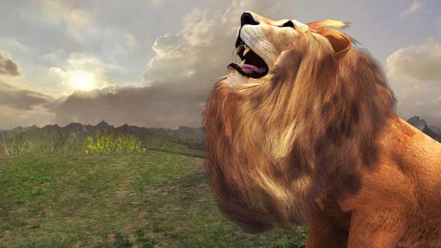Lion Simulator : Hunting Games screenshot 4