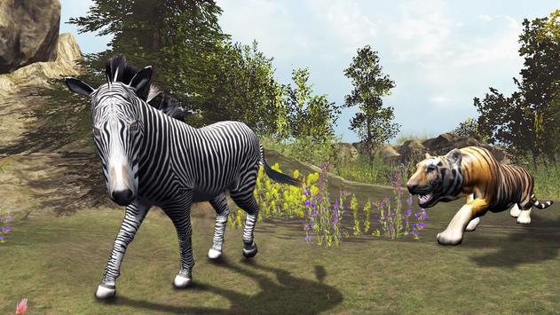 Tiger Simulator : Tiger Games apk screenshot