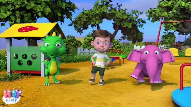 Nursery Rhymes Songs - HeyKids captura de pantalla 4
