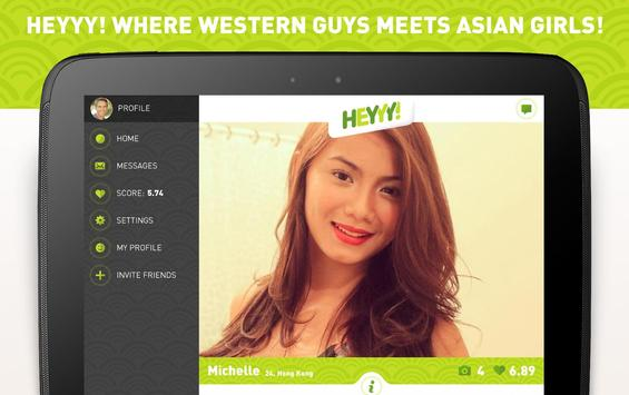 Free Asian Dating Sites apk screenshot ...