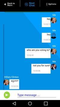 HeyYa- location based Chat screenshot 3