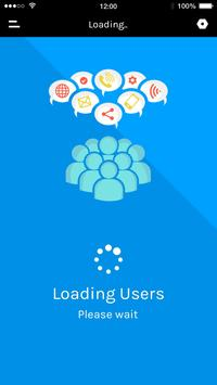 HeyYa- location based Chat screenshot 2