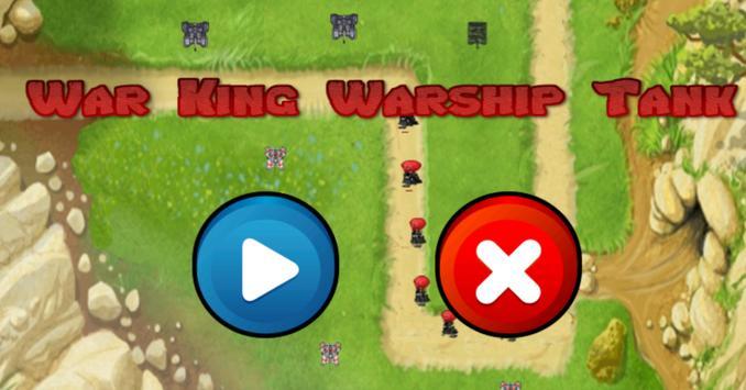 Warship King Tank War apk screenshot