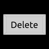 Delete as Backspace - beta icon