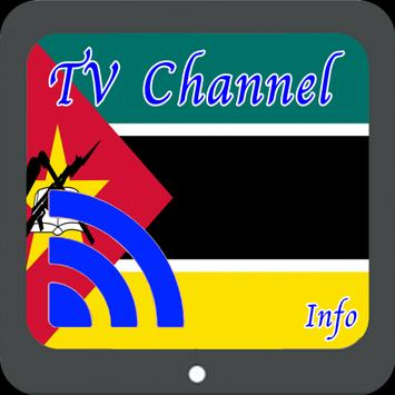 TV Mozambique Info Channel poster