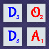 DoDaWord icon