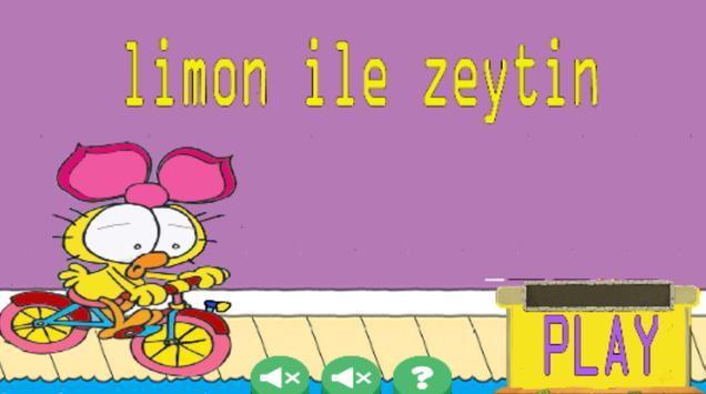 Limon ile Maceraları poster