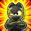 ikon Ninja Hero Cats