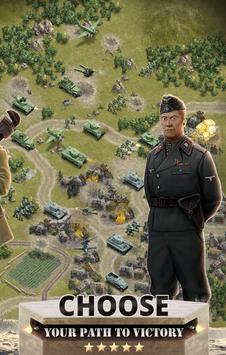 1944 Burning Bridges - a WW2 Strategy War Game screenshot 4
