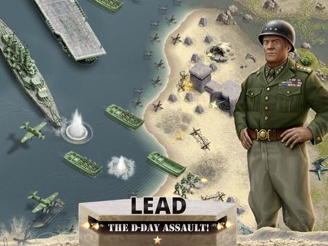 1944 Burning Bridges - a WW2 Strategy War Game screenshot 6
