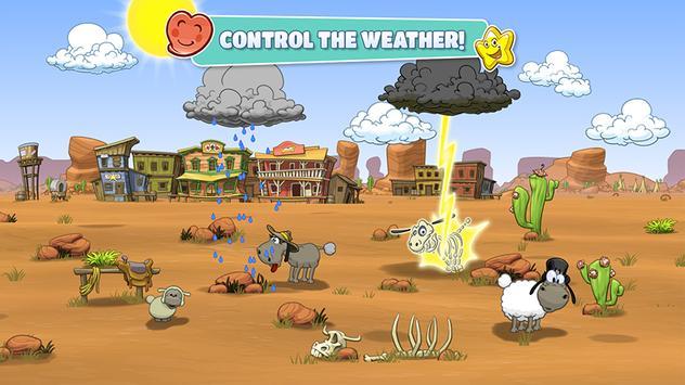 Clouds & Sheep 2 स्क्रीनशॉट 4